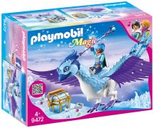 PLAYMOBIL Magic 9472 Gardienne et Phénix royal