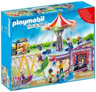 PLAYMOBIL Family Fun 9482 La fête foraine
