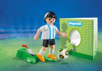 PLAYMOBIL Sports & Action 9508 Joueur de foot Argentin