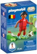 PLAYMOBIL Sports & Action 9509 Joueur de foot Belge