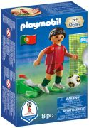 PLAYMOBIL Sports & Action 9516 Joueur de foot Portugais