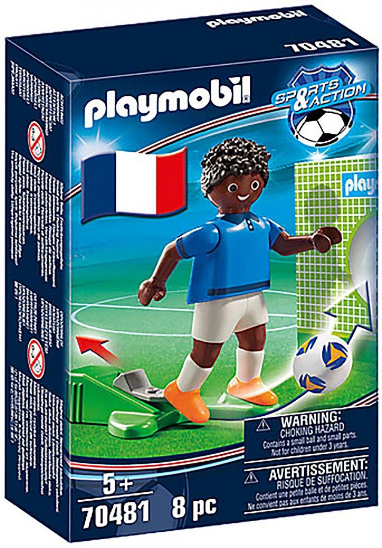 PLAYMOBIL Sports & Action 70481 Joueur Français - B Nouveauté 2021
