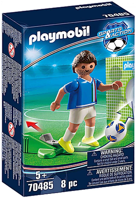 PLAYMOBIL Sports & Action 70485 Joueur Italien Nouveauté 2021