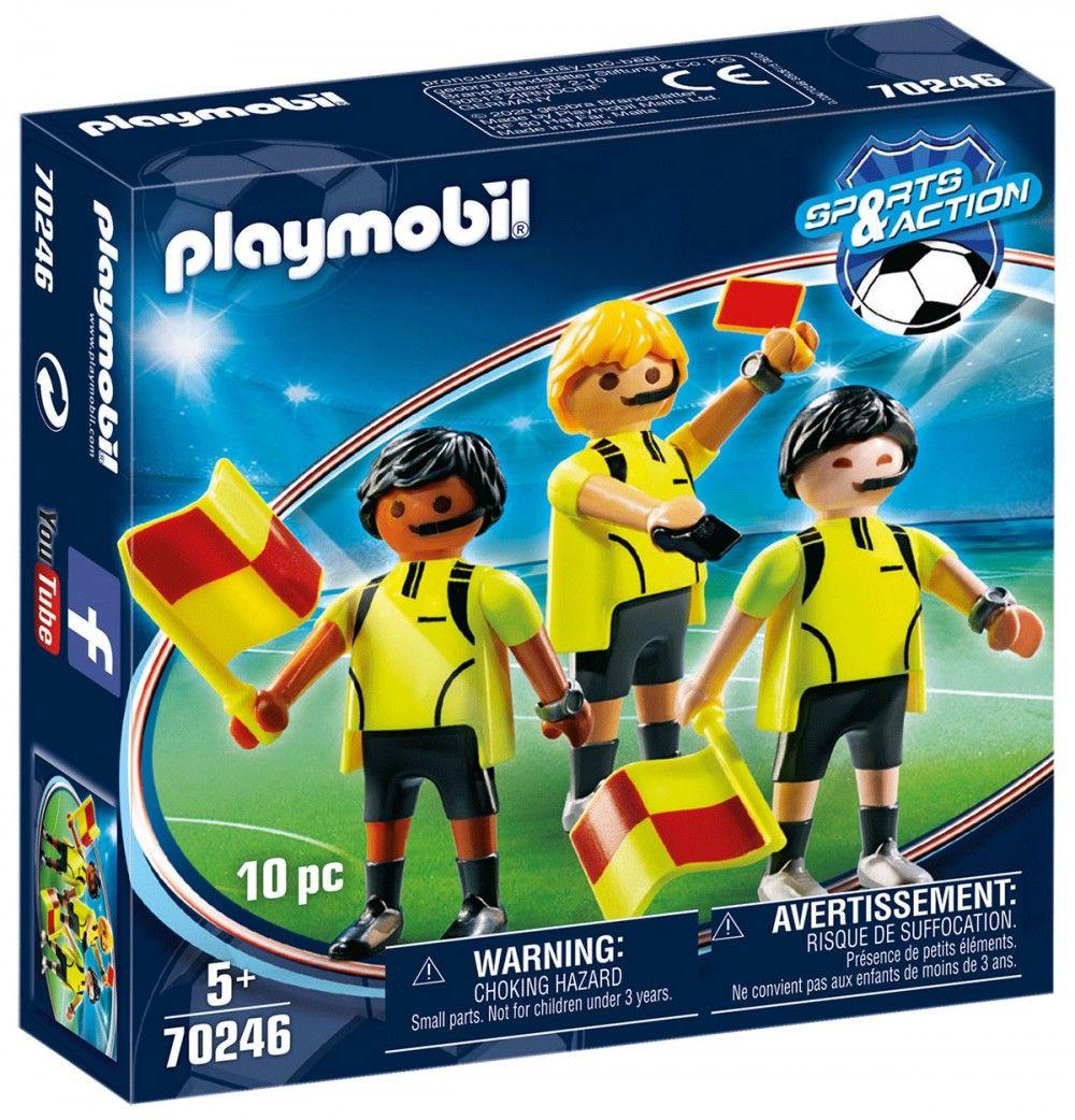 PLAYMOBIL Sports & Action 70246 Arbitres Nouveauté 2021
