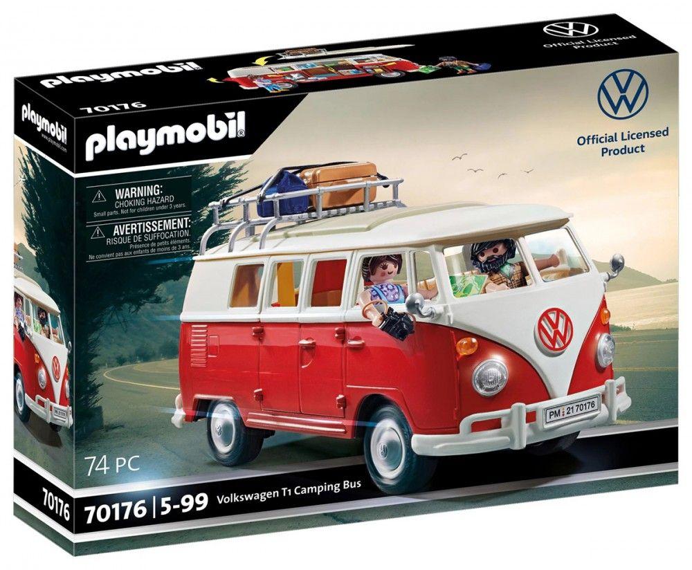 Calendrier Exposition Playmobil 2021 La collaboration entre Playmobil et Volkswagen pour Janvier 2021 !