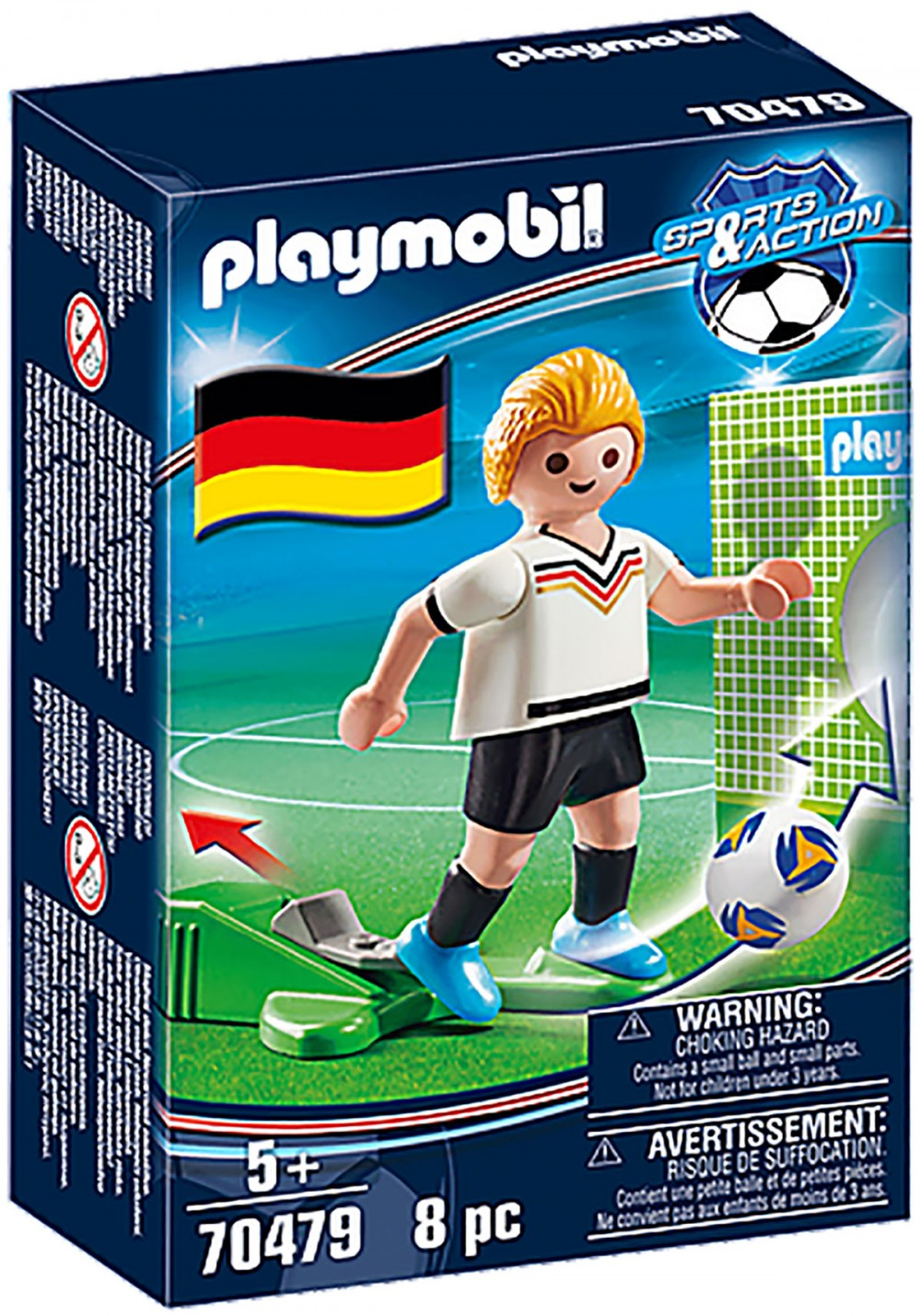 PLAYMOBIL Sports & Action 70479 Joueur Allemand