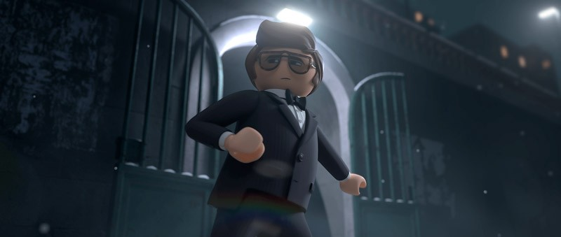 Playmobil Le Film : Rex Dasher